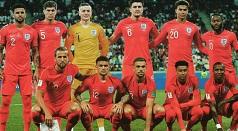 England Match No  979 - Tunisia - 18 June 2018 - Match