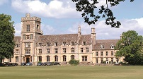 The Royal Agricultural College in Cirencester
