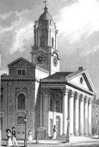 St. George's Church in Hanover Square