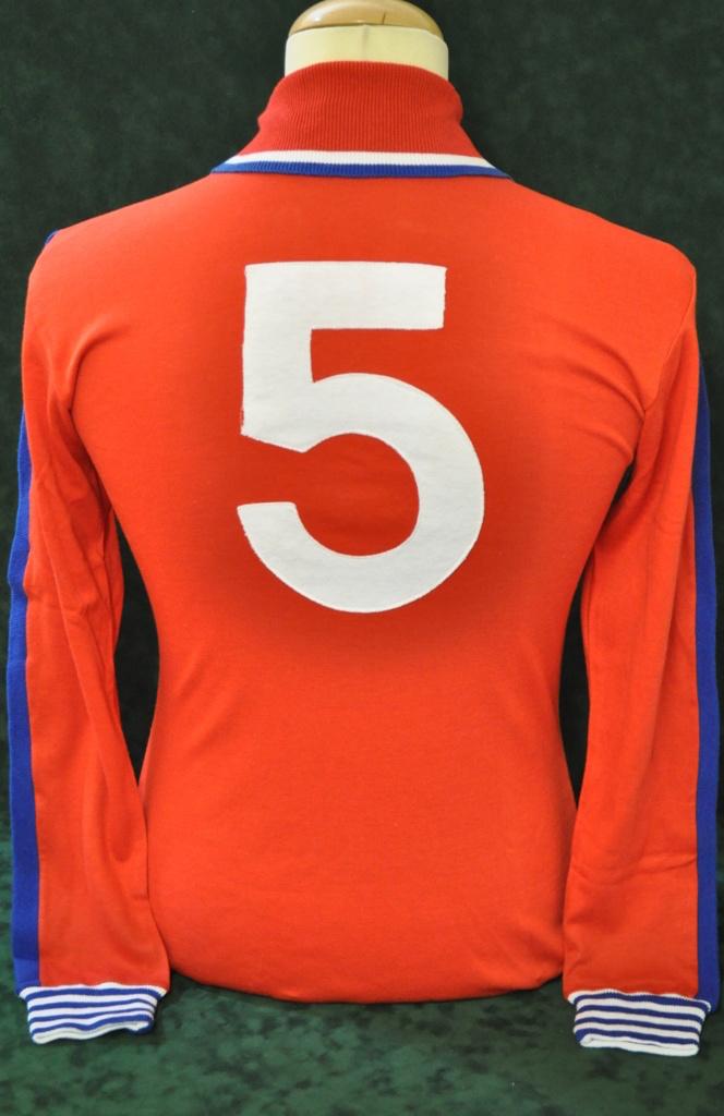 7074e4e56 England s Away Uniform 1976 to 1981