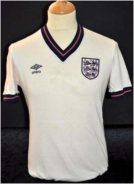 england 1986 shirt umbro