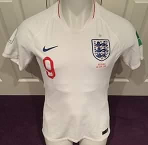9ca57b81433 England's Home Uniform 2018 to 2019